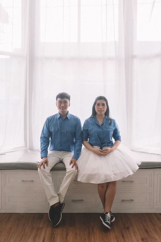 Prewedding Andre & Revi by Cheers Photography - 025