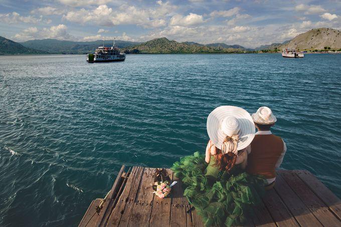 Simon & Ivana prewedding at pulau seribu by GoFotoVideo - 003