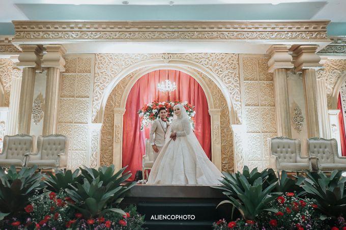 SMESCO NARESWARA WEDDING OF SAHFA & RIYAN by alienco photography - 028