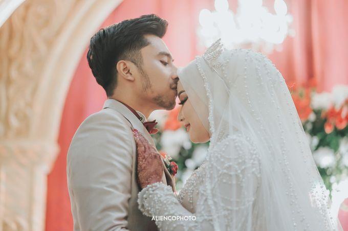 SMESCO NARESWARA WEDDING OF SAHFA & RIYAN by alienco photography - 029
