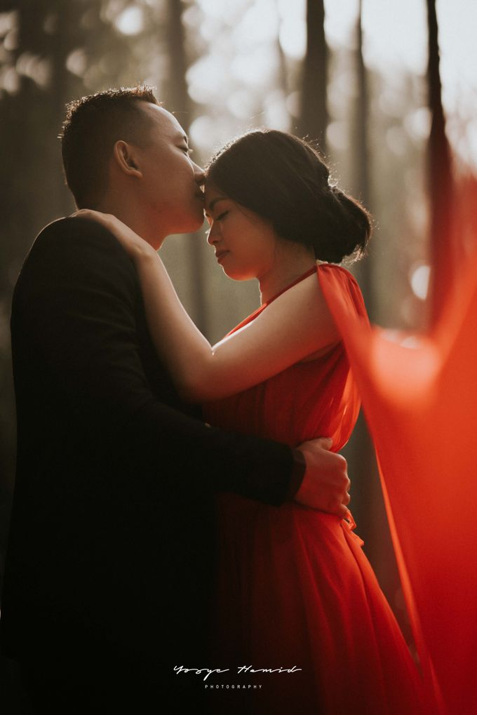 Pre-Wedding by Yosye Hamid Photography - 015