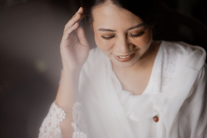 Reina & Angki Wedding Day by Journal Portraits - 011