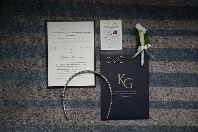 Pullman Thamrin - Kevin & Gisca by WEARBI - 024