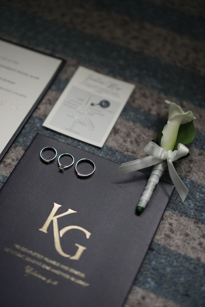 Pullman Thamrin - Kevin & Gisca by Lotus Design - 025
