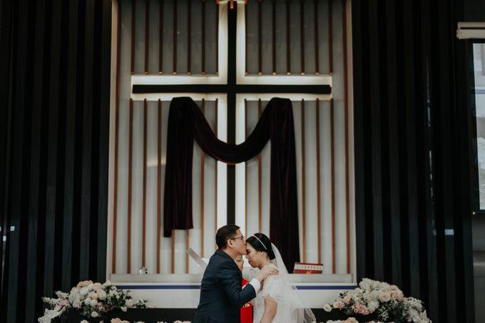 The Wedding of Hendy & Gracia by Memoira Studio - 034