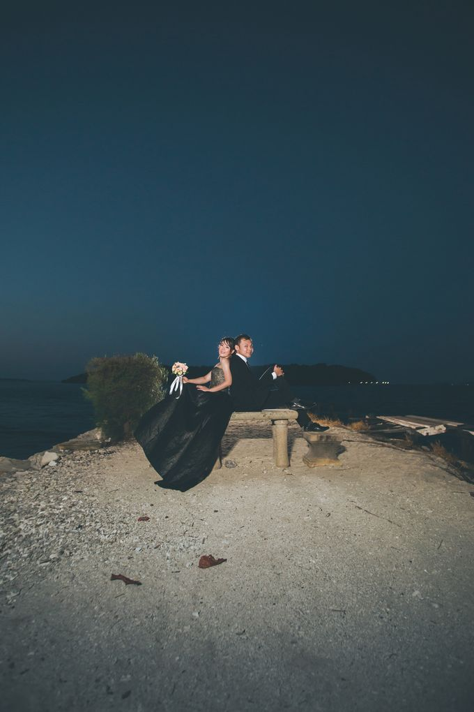 Simon & Ivana prewedding at pulau seribu by GoFotoVideo - 022