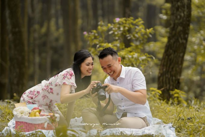 Pre-Wedding by Yosye Wedding Journal - 020