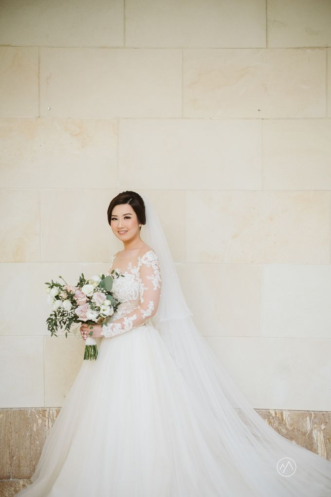 Stervan and Hannah Wedding at Sofitel Nusa Dua by Sofitel Bali Nusa Dua Beach Resort - 005