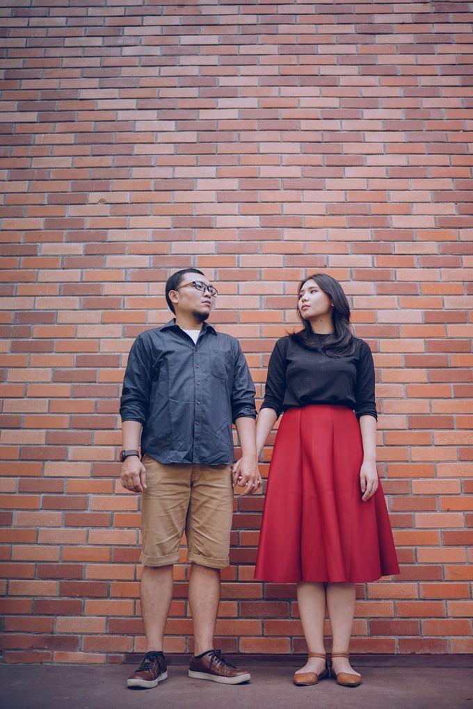 Prewedding of Budi & Lina by Ozul Photography - 011