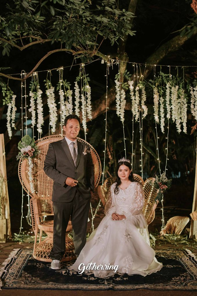 Mely & Hamzah Wedding by Get Her Ring - 010