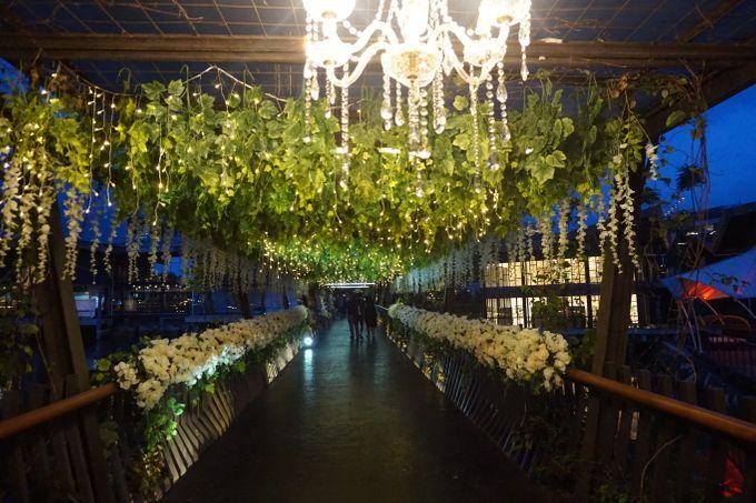 The Wedding of Amanda & Rizky by Chakra Venue - 007