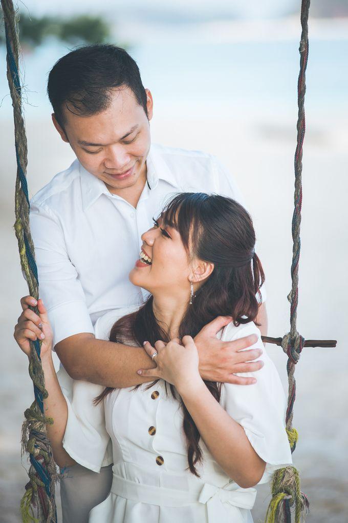 Simon & Ivana prewedding at pulau seribu by GoFotoVideo - 023