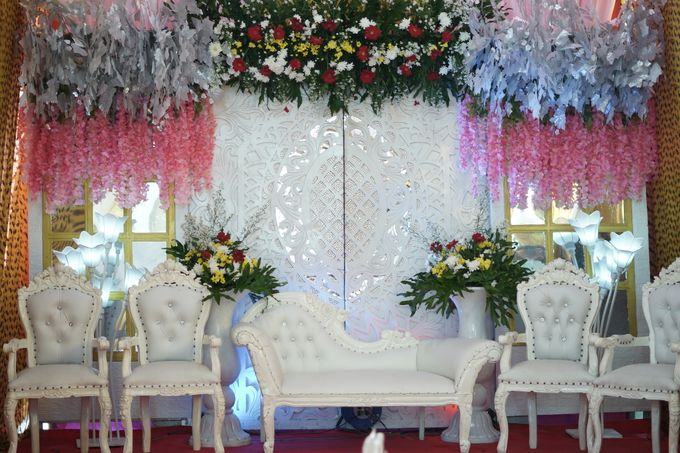 Indri & Robby by Zanita Wedding Organizer - 009