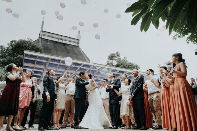 The Wedding of Hendy & Gracia by Memoira Studio - 028