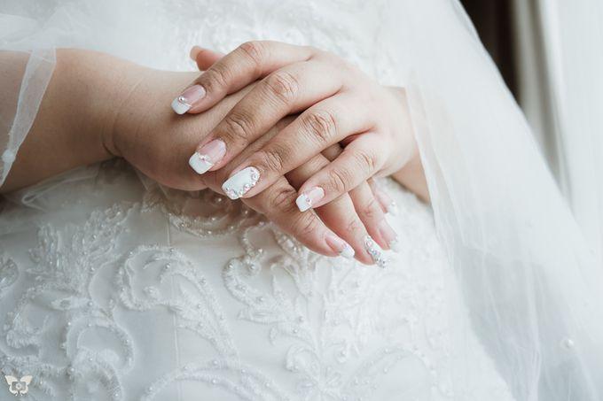 Wedding Bio & Gabby by Tiffany's Flower Room - 002