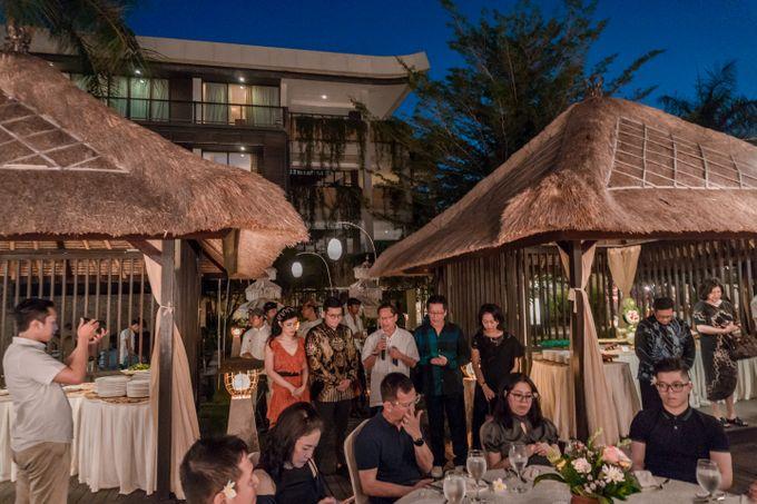 Albert & Cassandra Wedding by Le Grande Bali Uluwatu - 009