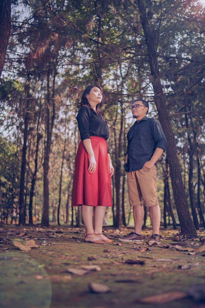 Prewedding of Budi & Lina by Ozul Photography - 013