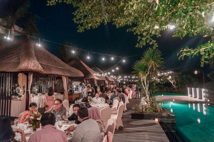 Albert & Cassandra Wedding by Le Grande Bali Uluwatu - 010