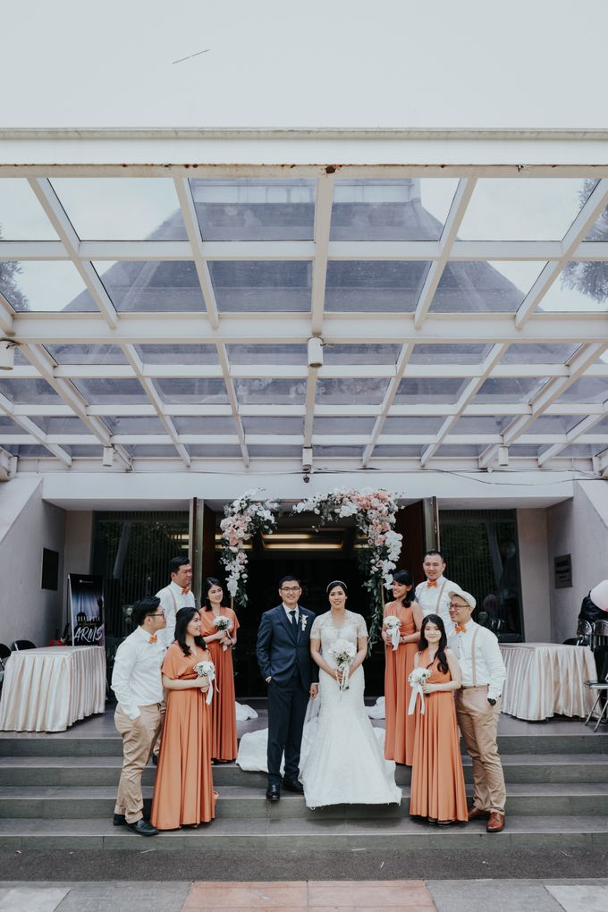 The Wedding of Hendy & Gracia by Memoira Studio - 018