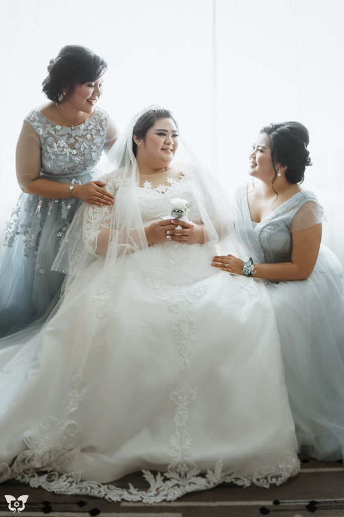 Wedding Bio & Gabby by Tiffany's Flower Room - 003