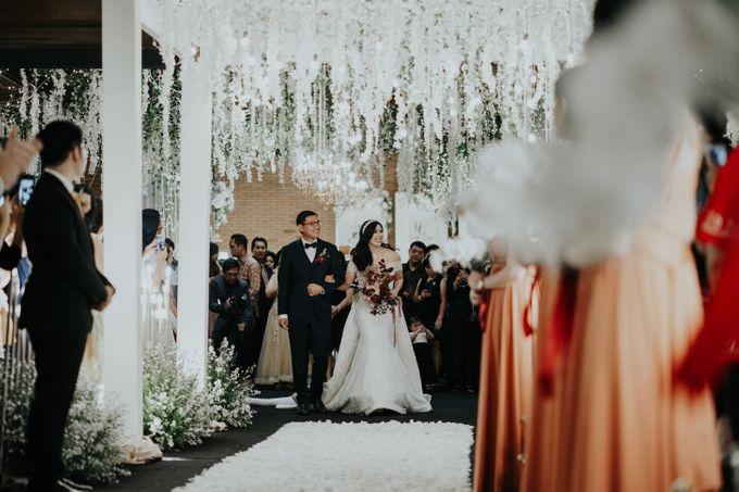 The Wedding of Hendy & Gracia by Memoira Studio - 019