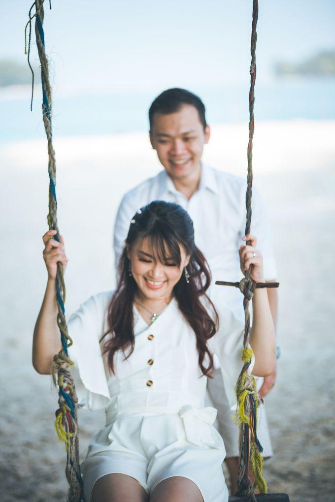 Simon & Ivana prewedding at pulau seribu by GoFotoVideo - 024