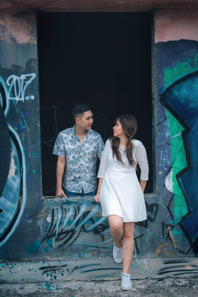 Prewedding at Gedung Gobel of Dessy & Aldo by: Gofotovideo by GoFotoVideo - 016