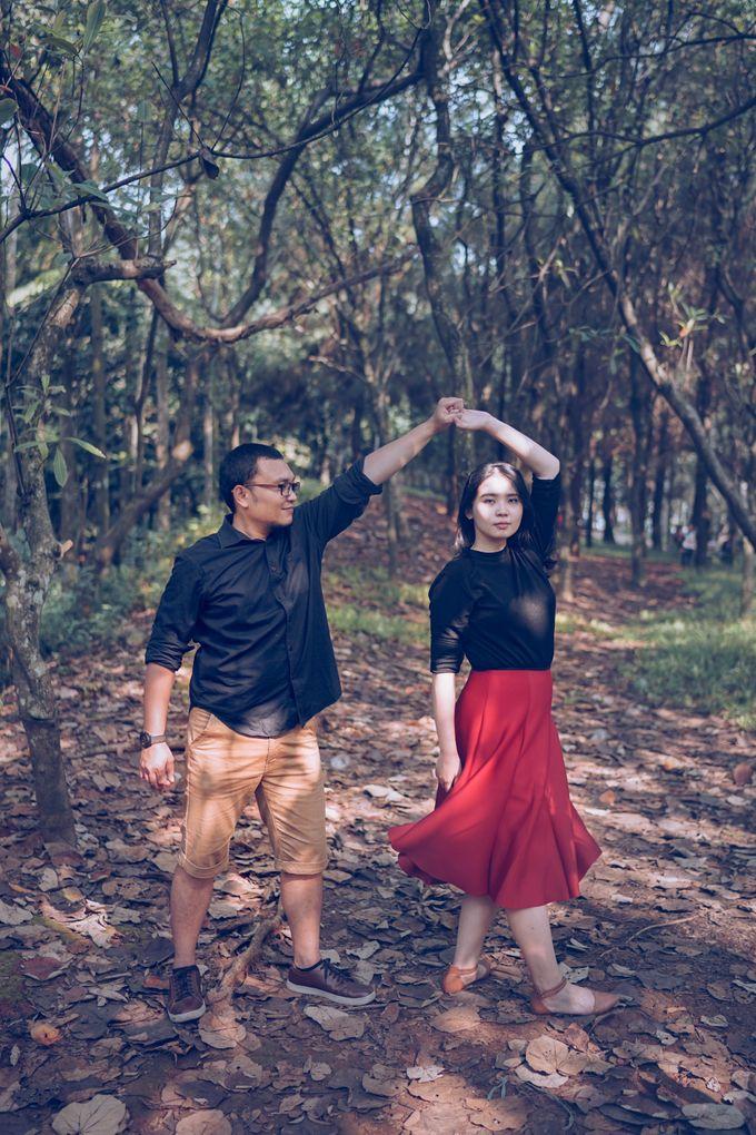 Prewedding of Budi & Lina by Ozul Photography - 017