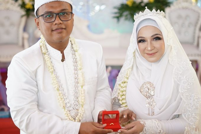 Indri & Robby by Zanita Wedding Organizer - 005
