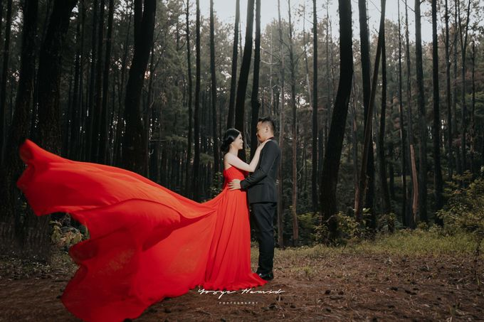 Pre-Wedding by Yosye Wedding Journal - 001