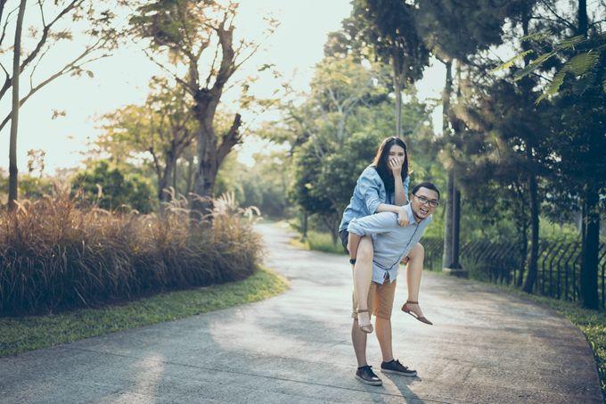 Prewedding of Budi & Lina by Ozul Photography - 022