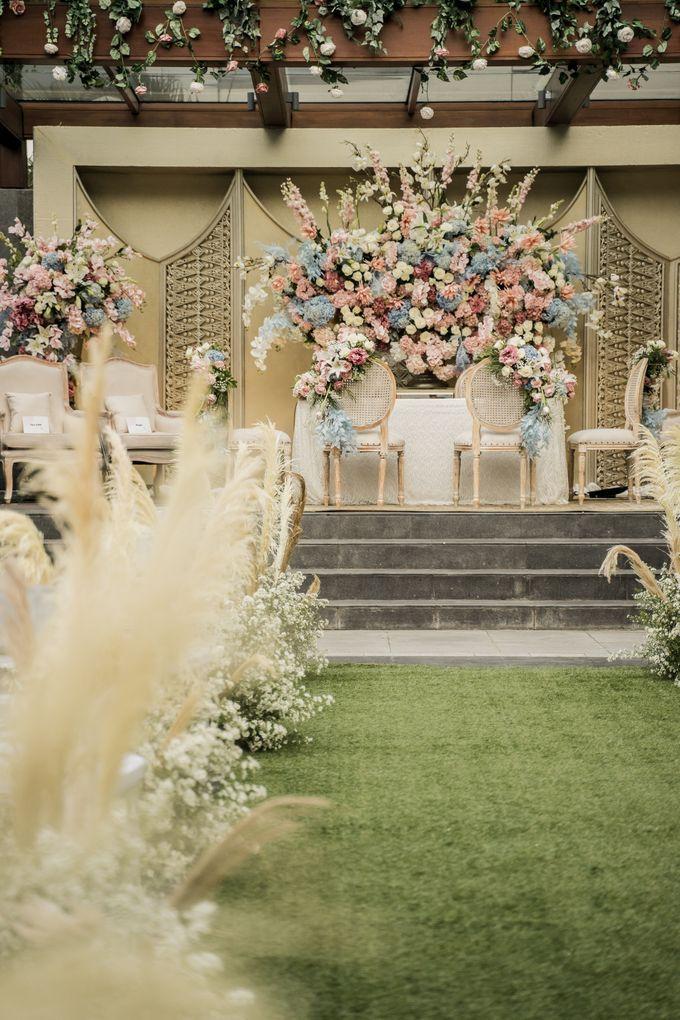 Yesha & Prass Wedding by Nicca - 007