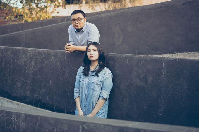 Prewedding of Budi & Lina by Ozul Photography - 015
