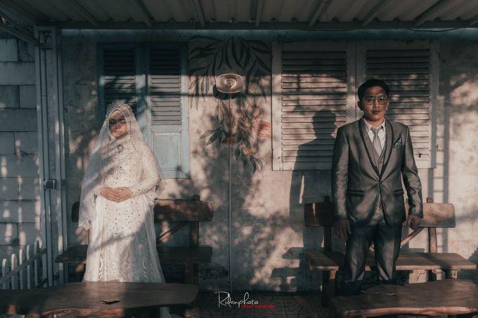 The Intimate Wedding Of Sandy & Bara by Armadani Organizer - 004