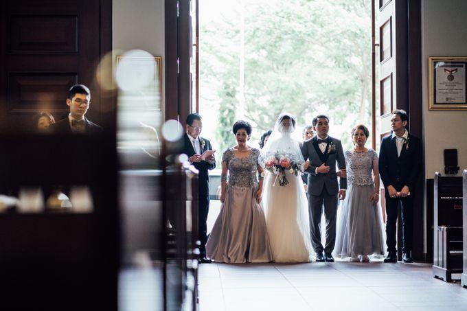 The Wedding of Oscar & Olive by williamsaputra - 020