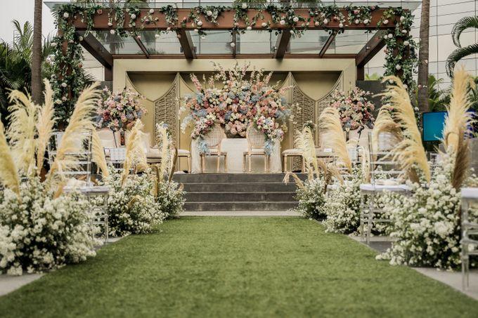 Yesha & Prass Wedding by Nicca - 008