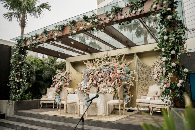 Yesha & Prass Wedding by Nicca - 009