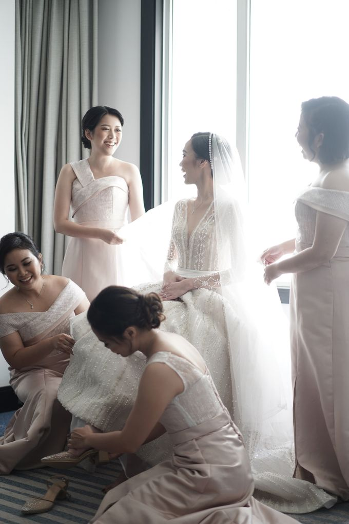 Pullman Thamrin - Kevin & Gisca by WEARBI - 026