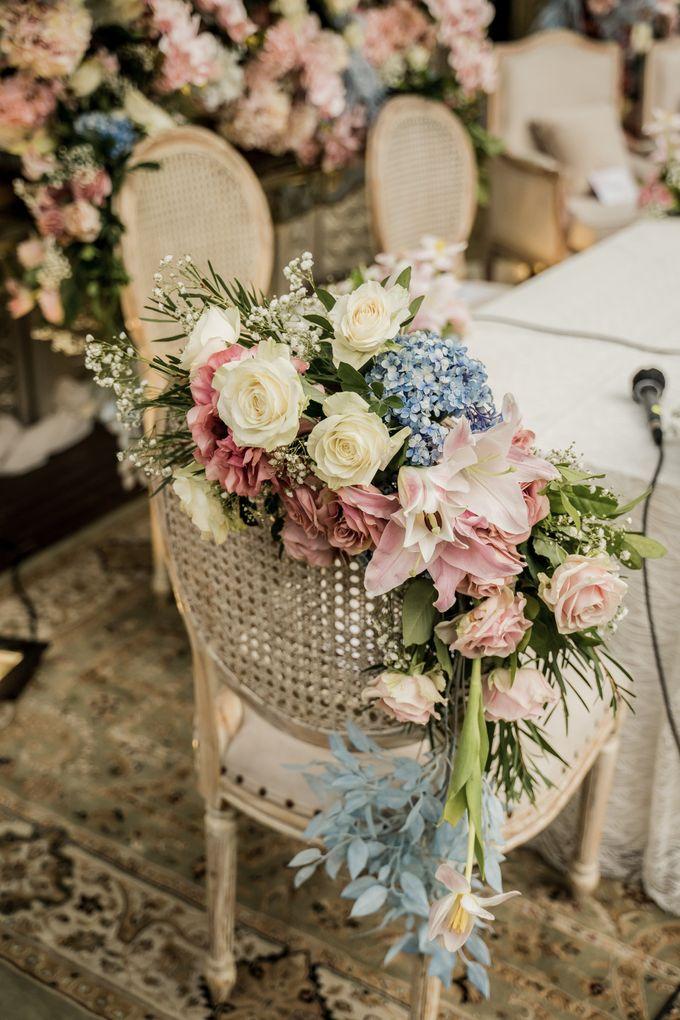 Yesha & Prass Wedding by Nicca - 011