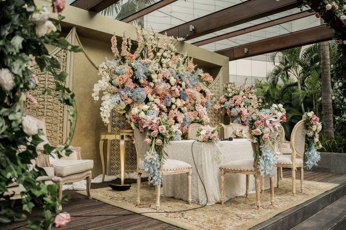 Yesha & Prass Wedding by Nicca - 012