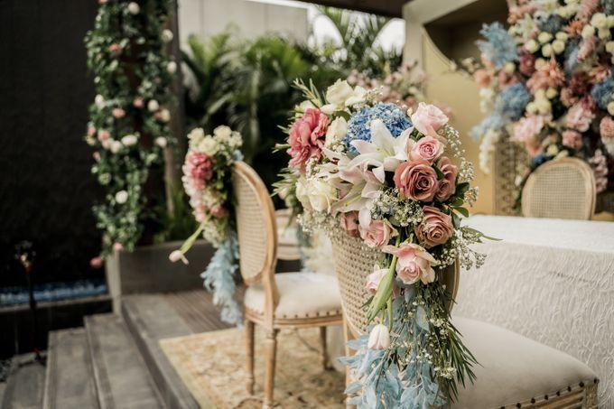 Yesha & Prass Wedding by Nicca - 001
