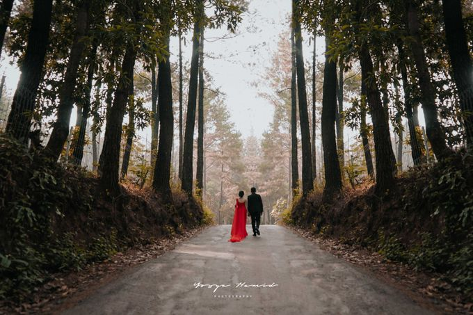 Pre-Wedding by Yosye Hamid Photography - 004