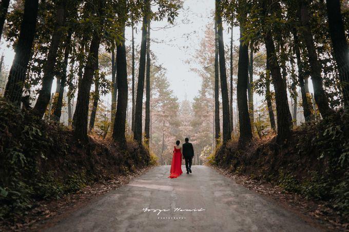 Pre-Wedding by Yosye Wedding Journal - 004