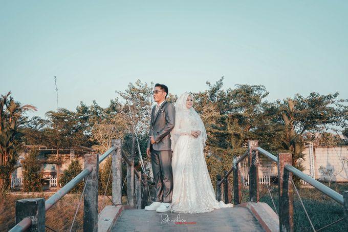 The Intimate Wedding Of Sandy & Bara by Armadani Organizer - 010