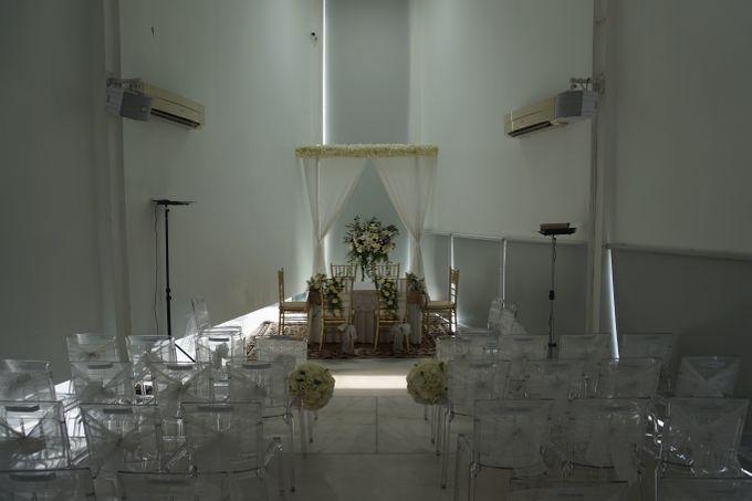 Wedding of Cahya & Diva by Chakra Venue - 003