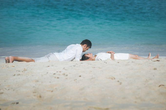 Simon & Ivana prewedding at pulau seribu by GoFotoVideo - 021