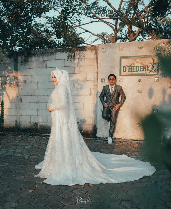 The Intimate Wedding Of Sandy & Bara by Armadani Organizer - 009