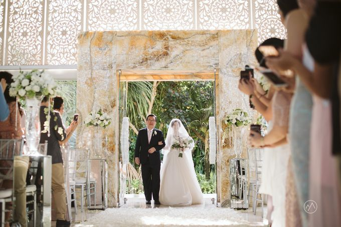 Stervan and Hannah Wedding at Sofitel Nusa Dua by Sofitel Bali Nusa Dua Beach Resort - 007