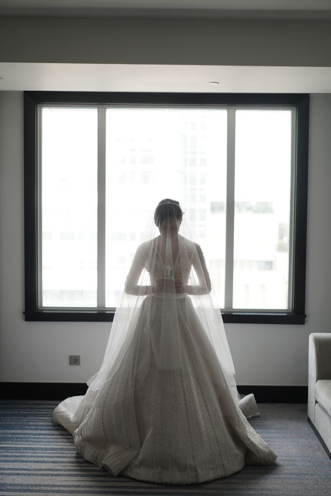 Pullman Thamrin - Kevin & Gisca by WEARBI - 027