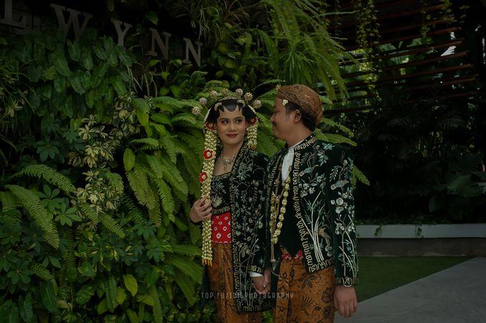 Javanese Wedding by Top Fusion Wedding - 009